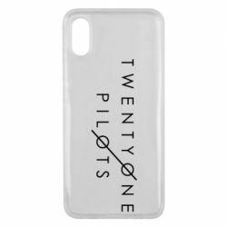 Чехол для Xiaomi Mi8 Pro Twenty One Pilots - FatLine
