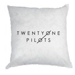 Подушка Twenty One Pilots - FatLine