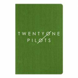 Блокнот А5 Twenty One Pilots - FatLine