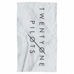 Полотенце Twenty One Pilots - FatLine
