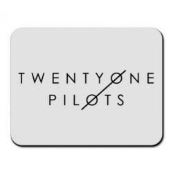 Коврик для мыши Twenty One Pilots - FatLine