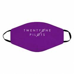 Маска для обличчя Twenty One Pilots