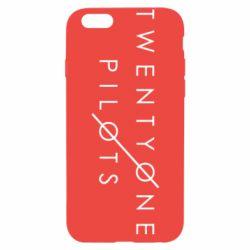 Чехол для iPhone 6/6S Twenty One Pilots - FatLine
