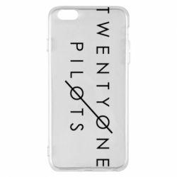 Чехол для iPhone 6 Plus/6S Plus Twenty One Pilots - FatLine