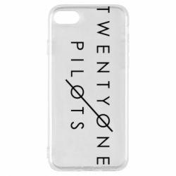Чехол для iPhone 7 Twenty One Pilots - FatLine