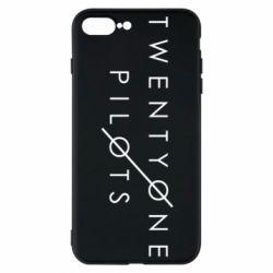 Чехол для iPhone 7 Plus Twenty One Pilots - FatLine