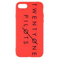 Чехол для iPhone 8 Twenty One Pilots - FatLine