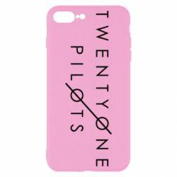 Чехол для iPhone 8 Plus Twenty One Pilots - FatLine