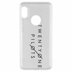 Чехол для Xiaomi Redmi Note 5 Twenty One Pilots - FatLine