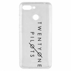 Чехол для Xiaomi Redmi 6 Twenty One Pilots - FatLine