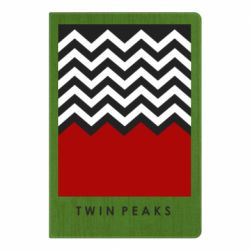 Блокнот А5 Twin pix poster