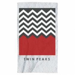 Полотенце Twin pix poster