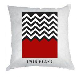 Подушка Twin pix poster