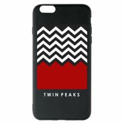 Чехол для iPhone 6 Plus/6S Plus Twin pix poster