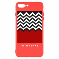 Чехол для iPhone 7 Plus Twin pix poster