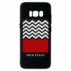 Чехол для Samsung S8 Twin pix poster