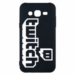 Чохол для Samsung J5 2015 Twitch logotip