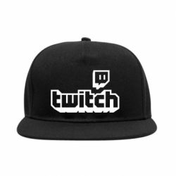 Снепбек Twitch logotip