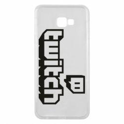 Чохол для Samsung J4 Plus 2018 Twitch logotip
