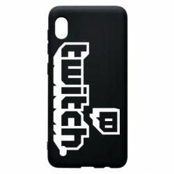 Чохол для Samsung A10 Twitch logotip