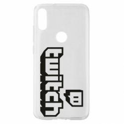 Чохол для Xiaomi Mi Play Twitch logotip