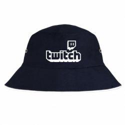 Панама Twitch logotip