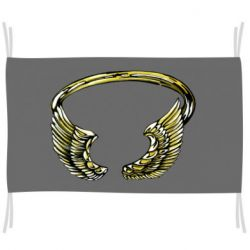 Прапор Two Golden Wings