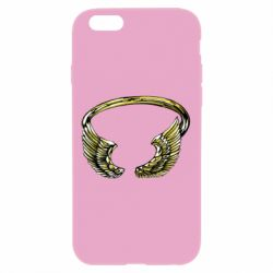 Чохол для iPhone 6/6S Two Golden Wings
