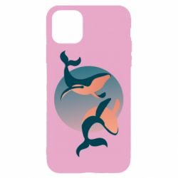 Чохол для iPhone 11 Two whales