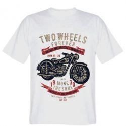 Чоловіча футболка Two Wheels Forever 1930
