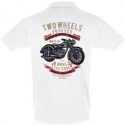 Футболка Поло Two Wheels Forever 1930
