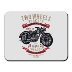 Килимок для миші Two Wheels Forever 1930