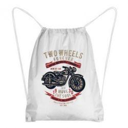 Рюкзак-мішок Two Wheels Forever 1930
