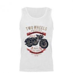 Майка чоловіча Two Wheels Forever 1930