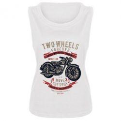 Майка жіноча Two Wheels Forever 1930