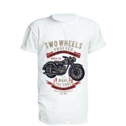 Подовжена футболка Two Wheels Forever 1930