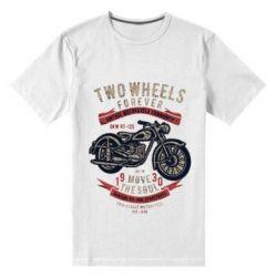 Чоловіча стрейчева футболка Two Wheels Forever 1930