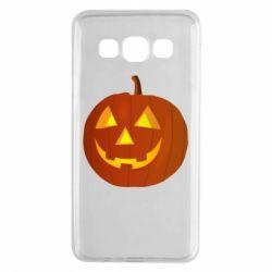 Чохол для Samsung A3 2015 Тыква Halloween