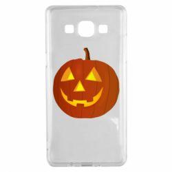 Чохол для Samsung A5 2015 Тыква Halloween