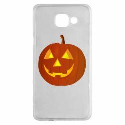 Чохол для Samsung A5 2016 Тыква Halloween