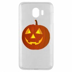 Чохол для Samsung J4 Тыква Halloween
