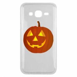 Чохол для Samsung J5 2015 Тыква Halloween