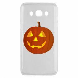 Чохол для Samsung J5 2016 Тыква Halloween