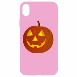 Чохол для iPhone XR Тыква Halloween
