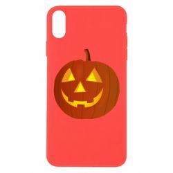 Чохол для iPhone Xs Max Тыква Halloween