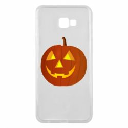 Чохол для Samsung J4 Plus 2018 Тыква Halloween