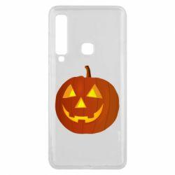 Чохол для Samsung A9 2018 Тыква Halloween