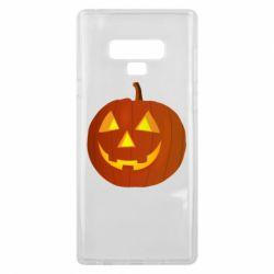 Чохол для Samsung Note 9 Тыква Halloween