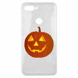Чохол для Xiaomi Mi8 Lite Тыква Halloween