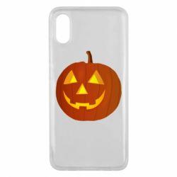 Чохол для Xiaomi Mi8 Pro Тыква Halloween